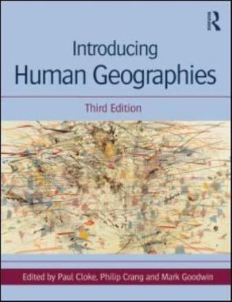 ISBN: 9781444135350 - Introducing Human Geographies