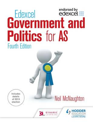 ISBN: 9781444178807 - Edexcel Government and Politics for AS