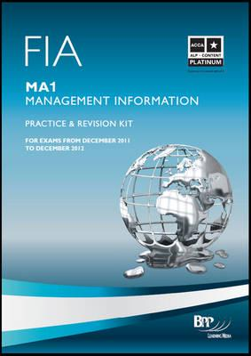 ISBN: 9781445373089 - FIA - Management Information MA1
