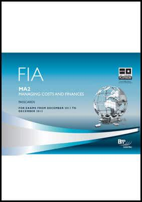 ISBN: 9781445373171 - FIA - Managing Costs and Finances MA2