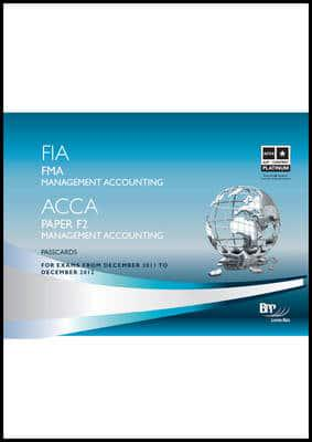 ISBN: 9781445373201 - FIA - Foundations in Management Accounting FMA