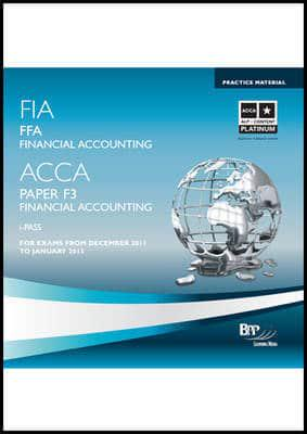 ISBN: 9781445373263 - FIA - Foundations of Financial Accounting FFA