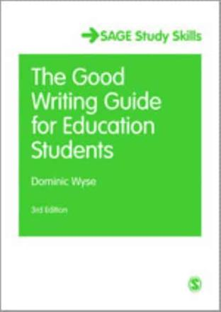 ISBN: 9781446207109 - The Good Writing Guide for Education Students