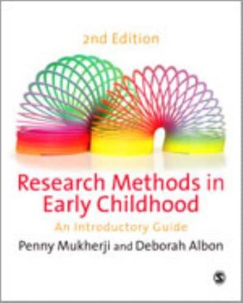 ISBN: 9781446273692 - Research Methods in Early Childhood