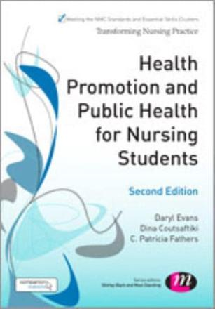 ISBN: 9781446275030 - Health Promotion and Public Health for Nursing Students