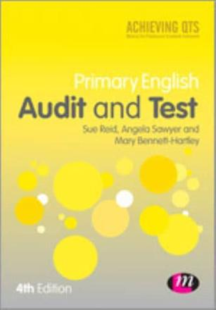 ISBN: 9781446282755 - Primary English Audit and Test