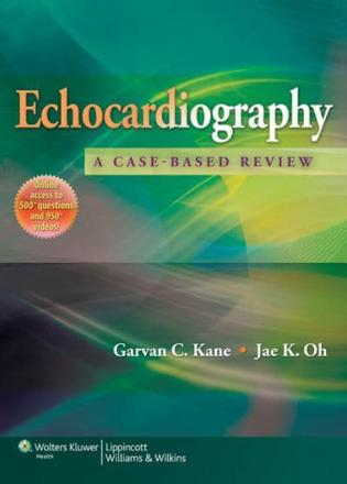 ISBN: 9781451109610 - Echocardiography: A Case-based Review