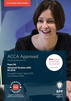 ISBN: 9781472722423 - ACCA P6 Advanced Taxation FA2014