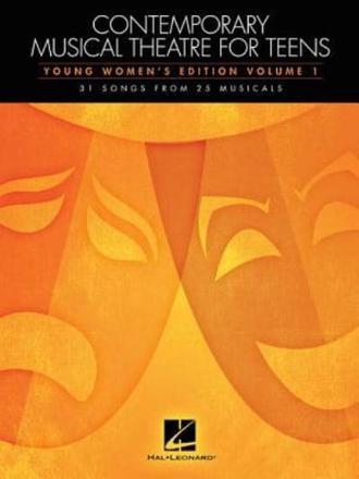ISBN: 9781480395183 - Contemporary Musical Theatre for Teens - Young Women's Edition: Volume 1