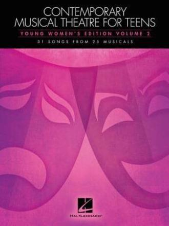 ISBN: 9781480395190 - Contemporary Musical Theatre for Teens: Volume 2