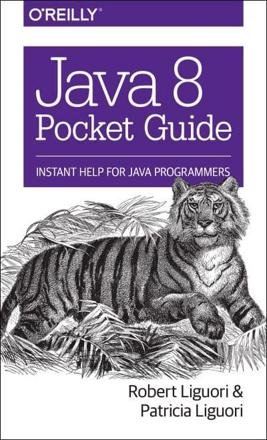 ISBN: 9781491900864 - Java 8 Pocket Guide