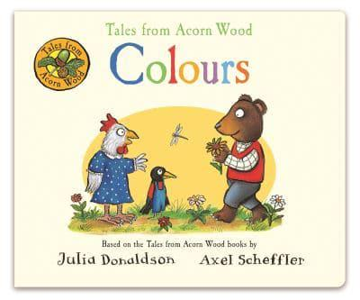 ISBN: 9781509815555 - Tales from Acorn Wood: Colours