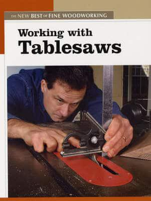 ISBN: 9781561587490 - Working with Tablesaws