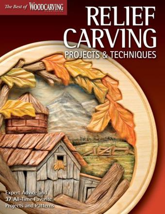 ISBN: 9781565235588 - Relief Carving Projects & Techniques