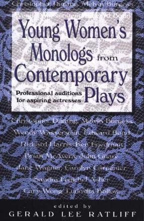 ISBN: 9781566080972 - Young Women's Monologs from Contemporary Plays