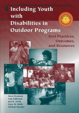 ISBN: 9781571675002 - Including Youth with Disabilities in Outdoor Programs