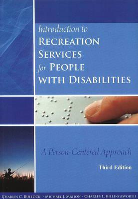 ISBN: 9781571675743 - Introduction to Recreation Services for People with Disabilities