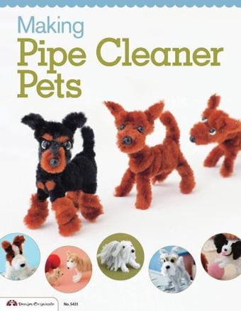 ISBN: 9781574215106 - Making pipe cleaner pets
