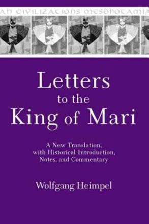 ISBN: 9781575060804 - Letters to the King of Mari