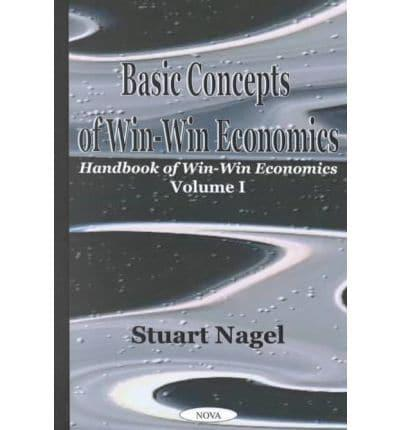 ISBN: 9781590330739 - Basic Concepts of Win-Win Economics: 1