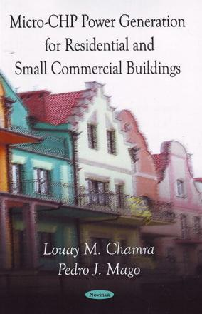 ISBN: 9781604568677 - Micro-CHP Power Generation for Residential and Small Commercial Buildings