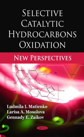 ISBN: 9781608763856 - Selective Catalytic Hydrocarbons Oxidation