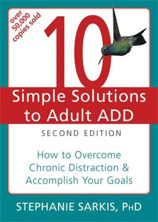 ISBN: 9781608821846 - 10 Simple Solutions to Adult ADD