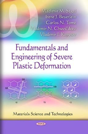 ISBN: 9781616681906 - Fundamentals and Engineering of Severe Plastic Deformation