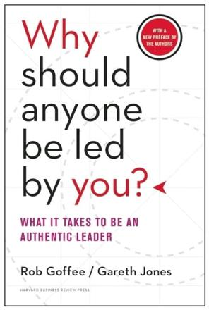 ISBN: 9781633691087 - Why Should Anyone be Led by You?: WITH A New Preface by the Authors