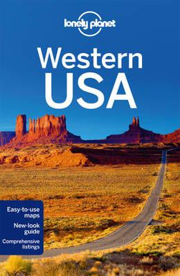 ISBN: 9781742207421 - Lonely Planet Western USA