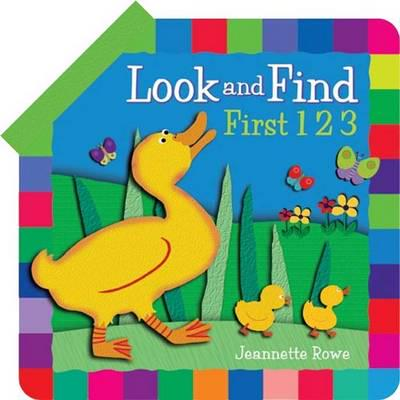 ISBN: 9781742488813 - Look and Find First Numbers