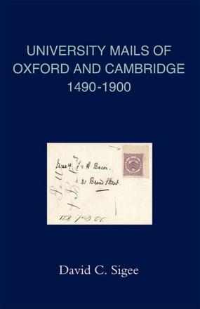 ISBN: 9781780882598 - The University Mails of Oxford and Cambridge 1490 - 1900