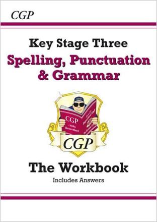 ISBN: 9781782941170 - Spelling, Punctuation and Grammar for KS3 - The Workbook (with Answers and Online Edition)