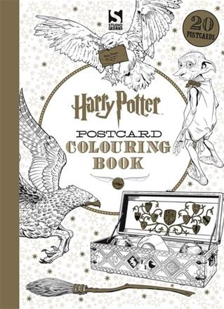 ISBN: 9781783705948 - Harry Potter Postcard Colouring Book