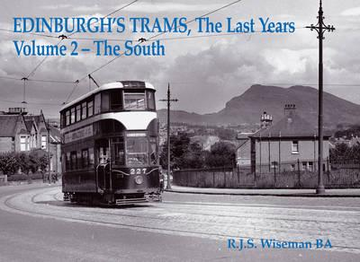 ISBN: 9781840333558 - Edinburgh's Trams, The Last Years: The South v. 2