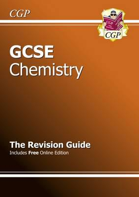 ISBN: 9781841466408 - GCSE Chemistry Revision Guide (with Online Edition) (A*-G Course)