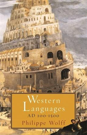 ISBN: 9781842122761 - Western Languages A.D.100-1500