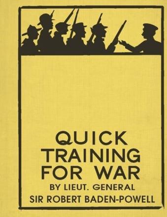 ISBN: 9781844861439 - Quick Training for War