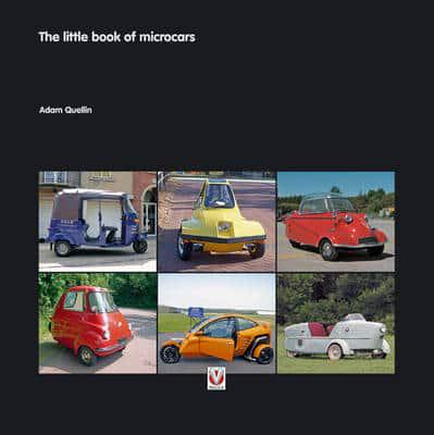 ISBN: 9781845842789 - The Little Book of Microcars