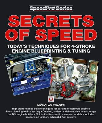 ISBN: 9781845842970 - Secrets of Speed