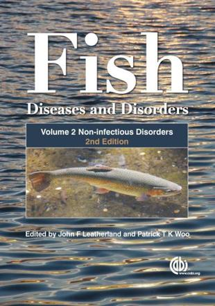 ISBN: 9781845935535 - Fish Diseases and Disorders: Non-infectious Disorders v. 2