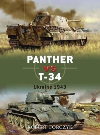 ISBN: 9781846031496 - Panther vs T-34