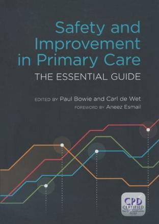 ISBN: 9781846195808 - Safety and Improvement in Primary Care