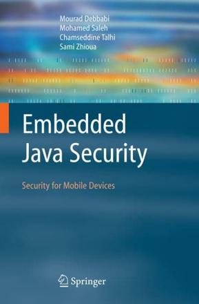 ISBN: 9781846285905 - Embedded Java Security