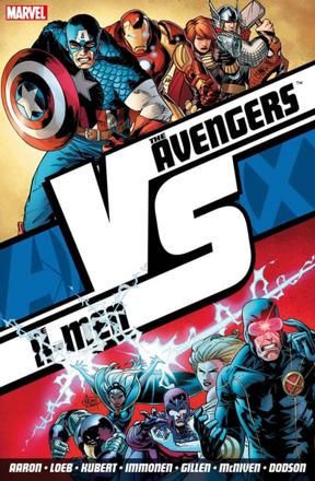 ISBN: 9781846535185 - Avengers Vs. X-men