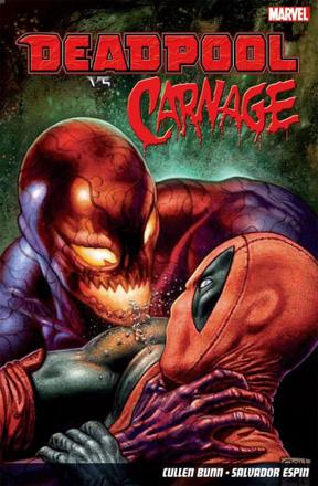 ISBN: 9781846536137 - Deadpool vs. Carnage