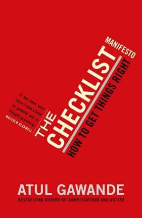 ISBN: 9781846683145 - The Checklist Manifesto