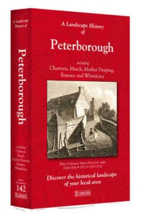 ISBN: 9781847368812 - A Landscape History of Peterborough (1824-1922) - LH3-142