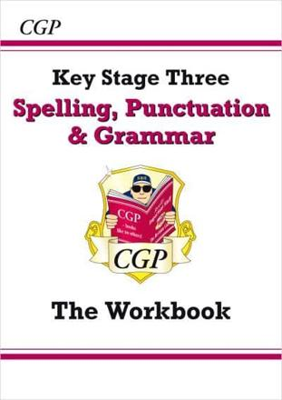 ISBN: 9781847624086 - Spelling, Punctuation and Grammar for KS3 - the Workbook (With Online Edition)