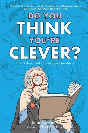 ISBN: 9781848311329 - Do You Think You're Clever?